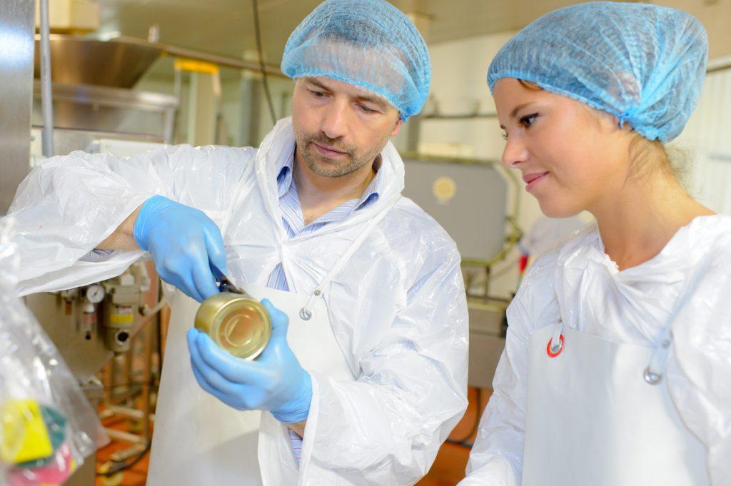 רישיון עסק למפעל לייצור מזון