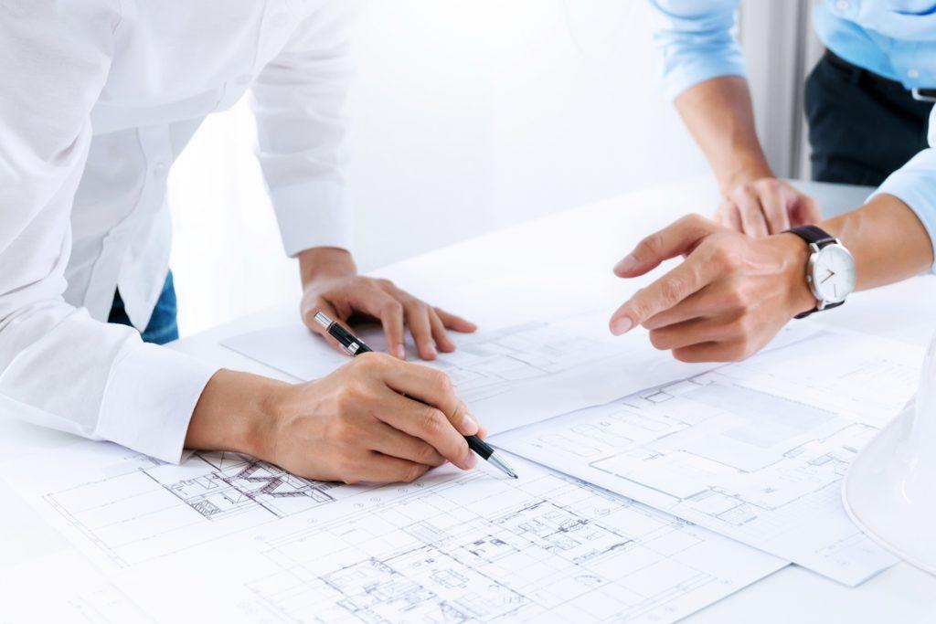 תוככנית אדריכלית ורישוי עסקים