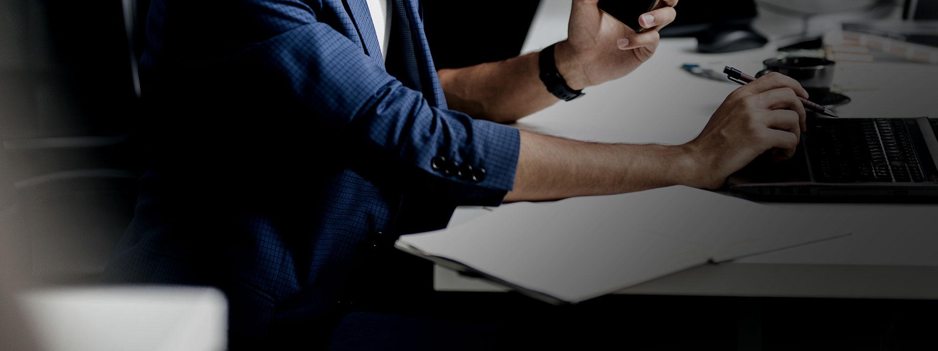 יועץ המתמחה באיתור נכסים לעסקים